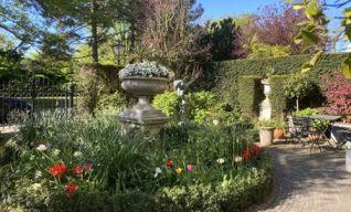 de tuin van Botania