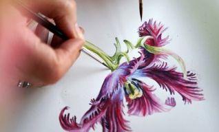 een bloemenpracht